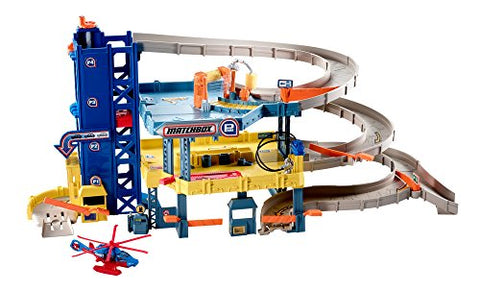 Matchbox 4-Level Garage Play Set
