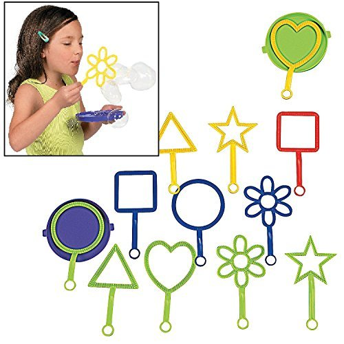 14 Pc Have A Blast! Bubble Wand Set