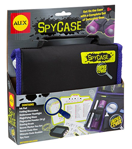 Alex Toys Undercover Spy Case Detective Gear Set