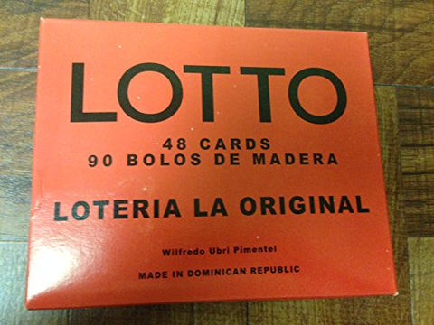 Lotto - Loteria La Original