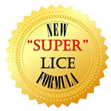 #1Super Lice Treatment - Wipe Out Natural Head Lice Treatment 12 Oz