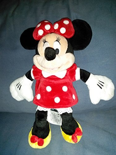 Disney'S Minnie Mouse Plush - Red Dress -- 19'' H
