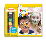 Melissa & Doug Craft And Create Face-Painting Kit