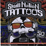 Skull Nation, Over 39 Temporary Tattoos