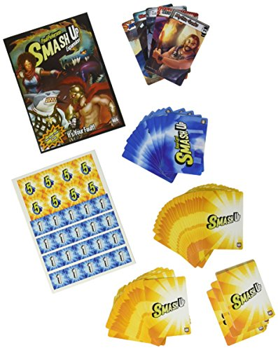 Smash Up: It'S Your Fault Card Game Expansion