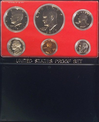 1977 U.S. Proof Set