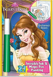 Disney'S Beauty And The Beast Enchanted Beauty Invisible Ink & Magic Pen Painting