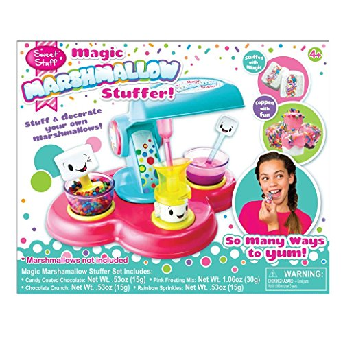 Sweet Stuff  Magic Marshmallow Stuffer