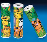 5 Zoo Animal Kaleidoscopes, Party Favors