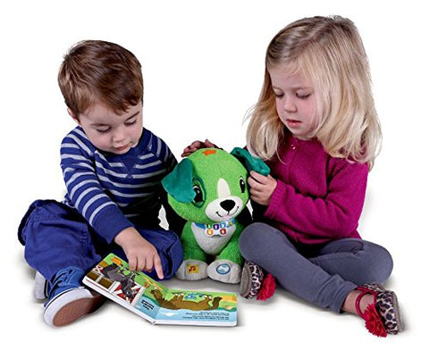 Leapfrog Read With Me, Scout