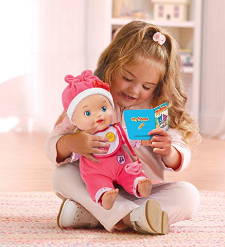 Vtech Baby Amaze Learn To Talk And Read Baby Doll