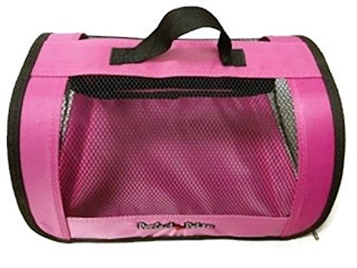 Perfect Petzzz Pink Tote For Plush Breathing Pets