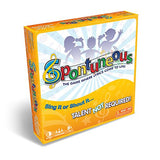 Spontuneous - The Song Game - Sing It Or Shout It - Talent Not Required (Best Family / Party Board Games For Kids, Teens, Adults - Boy &Amp; Girls Ages 8 &Amp; Up)