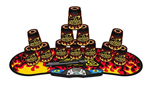 Speed Stacks Competitor - Black Flame (Sport Stacking / Cup Stacking)