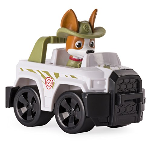 Paw Patrol Rescue Racers, Tracker Jungle Pup