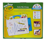 Crayola; My First Crayola; Color Me A Song; Art Tools; Electronic Music And Sounds While Drawing; Great Gift
