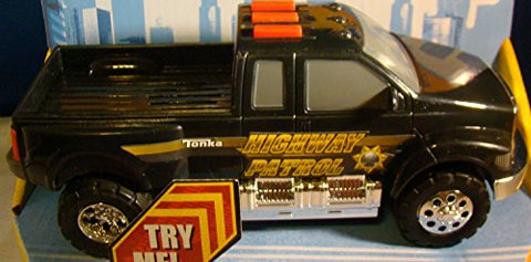 Tonka Toughest Minis Lights & Sounds  Highway Patrol Pick-Up