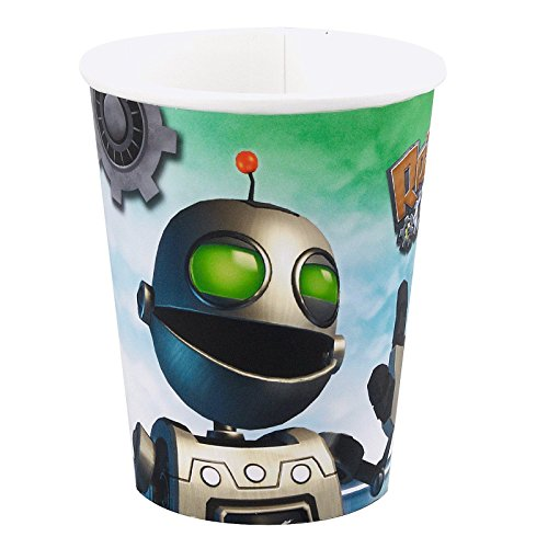 Ratchet And Clank 9 Oz. Cups (8)