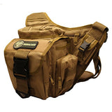 Men'S Diaper Bag For The Tactical Dad (Tan)
