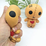 Zakally Squishy Toy Soft Exquisite Horror Doll Scented Stress Relief Toy Soft Toy Kawaii Collection Slow Rising Toy Decompression Simulationtoys Cure Toy For Kid Gift 2018 Toys