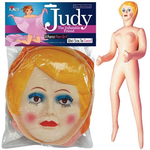 Blow Up Judy Doll