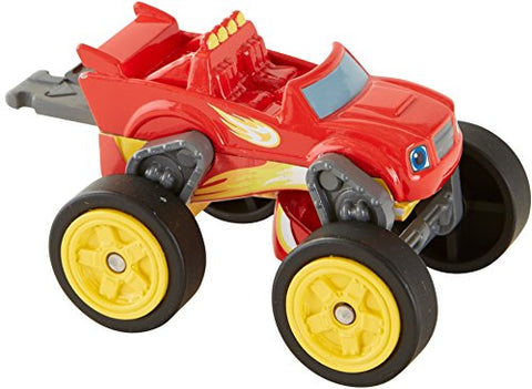 Fisher-Price Nickelodeon Blaze & The Monster Machines, Flip & Race Blaze Vehicle