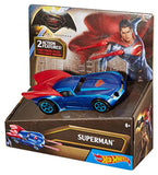 Hot Wheels Dc Universe Deluxe Superman Vehicle