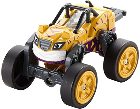 Fisher-Price Nickelodeon Blaze & The Monster Machines, Flip & Race Stripes Vehicle