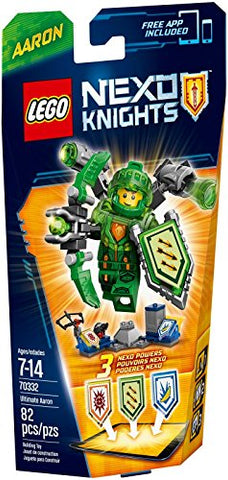 Lego Nexoknights Ultimate Aaron 70332