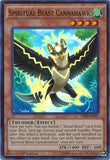 Yu-Gi-Oh! - Spiritual Beast Cannahawk (Thsf-En027) - The Secret Forces - 1St Edition - Super Rare