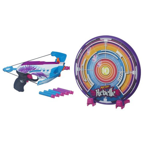 Nerf Rebelle Star Shot Targeting Set