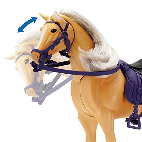 Sunny Days Entertainment Blue Ribbon Champions Deluxe Horse: Palomino Toy