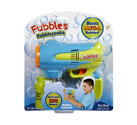 Little Kids Fubbles Fubblezooka Blue/Green