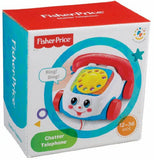 Fisher-Price Brilliant Basics Chatter Telephone