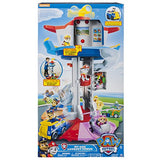 Nickelodeon - Paw Patrol  My Size Lookout Tower With Exclusive Vehicle, Rotating Periscope And Lights And Sounds