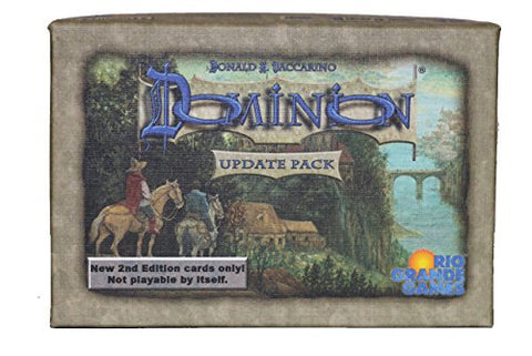 Dominion: 2Nd Edition Board Game Update Pack