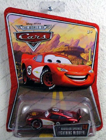 Radiator Springs Disney Pixar Cars Supercharged Edition Mattel 1:55 Scale