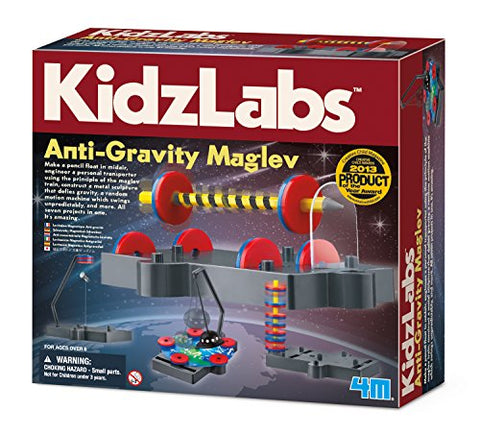 4M Anti Gravity Magnetic Levitation Science Kit