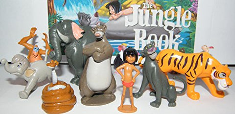 Disney The Jungle Book Set Of 14 Deluxe Figure
