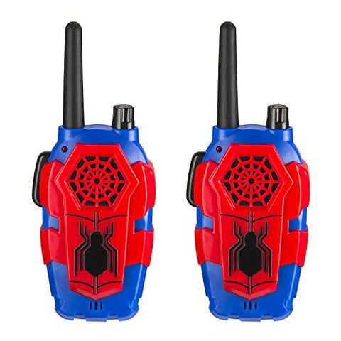 Spiderman Homecoming Walkie Talkies