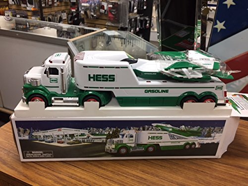 2010 Exclusive Hess Truck With Jet
