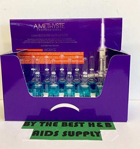Amethyste Professional Luminescence Nutri Lotion   Hydrate   12X8Ml