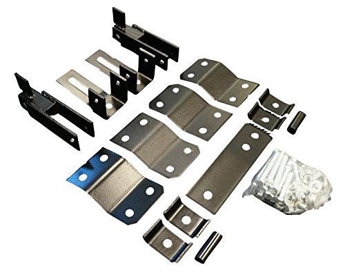 4  Block Golf Cart Lift Kit For Yamaha Models G14/G16/G19