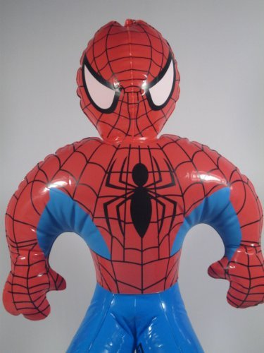 24 Inflatable Spider Man Blow Up