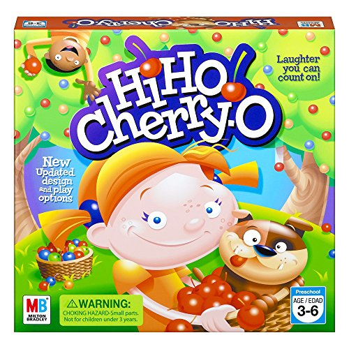 Hi Ho Cherry-O Game (Amazon Exclusive)