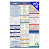 2018 Wisconsin Labor Law Poster  State &Amp; Federal Compliant  Laminated