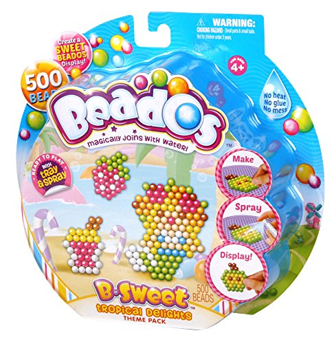 Beados B Sweet Theme Pack, Frozen Tropical Delights
