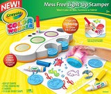 Crayola, Color Wonder Mess Free Light-Up Stamper, Art Tools, Great For Travel
