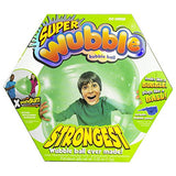 The Amazing Tear-Resistant Super Wubble Bubble Ball - Green