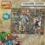 Marvel Comics Super Hero Collage Jigsaw Puzzle 1000 Pieces